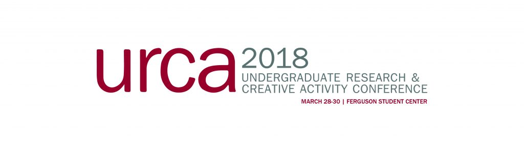 Undergraduate Research and Creative Activity Conference 2018