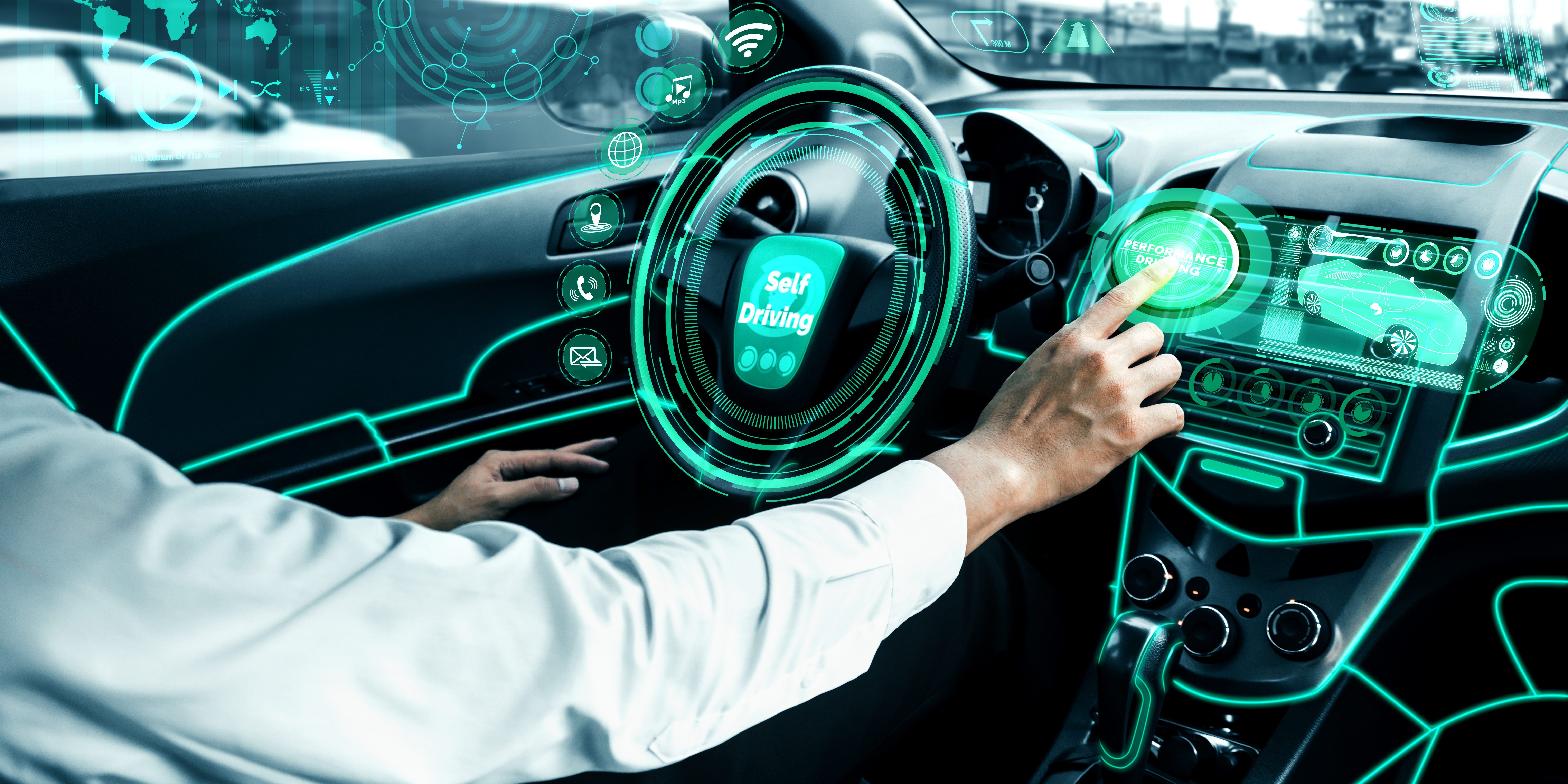 self driving car, safety